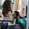背中 の 引き締め & パーソナルトレーニング の流れ☆