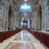 【冬のイタリア旅行記18】建築の巨匠が手掛けたカトリックの総本山 サン・ピエトロ大聖堂~内部編~