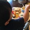 回転寿司の函太郎のお子様ランチ