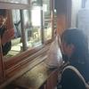 旧函館区公会堂から自主見学中です。