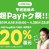 どうしてLINE PayやPay Payが20%還元できるのか