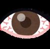 最近、朝起きると目が充血してるので眼科に行った結果・・・