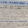 マネックス証券株主向け優待サービス提供会社と優待拡充株