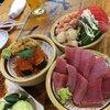 新宿 タカマル鮮魚店 鮮魚を肴に美味しく飲む!!……はずが。