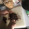 ジブリ飯『ニシンとかぼちゃの包み焼き』