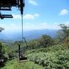 ◆'18/09/23    月山 8合目~姥沢を往復④…リフト~姥ヶ岳~山頂