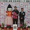 安藤大貴選手(藤ミレニアム)が新人賞を獲得!平成30年度後期日本卓球リーグ酒田大会結果