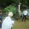 千葉空襲・平和祈念碑建立4周年の集いに参加