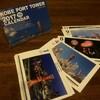 季節のポートタワー写す2017年カレンダー 神戸港振興協会