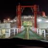 2月14日:オレンジフェリーの新造船を堪能した(東予港→大阪南港)