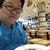 佐野サービスエリアでまたラーメンを食べました。