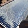 太陽熱温水器の掃除 どこがどう悪くて Cleaning the solar water heater