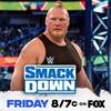 【WWE】ブロック・レスナーが9月10日放送のSmackDownに登場