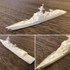 3Dプリンティングモデル 雑感(その2:中国現用艦の仕上がりは?)