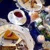 12月のお茶のテーブル