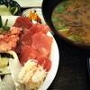 魚っ魚家の平日ランチ海鮮丼900円