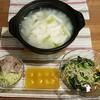 2018/01/04の夕食