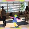 【レポート】2017年4月18日☆美ウォーキング!抱っこ紐でも美しく歩ける⁉︎