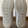 僕のChurch'sの白スニーカー。 ⑨ アウトソール(2)