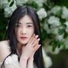 上海世紀公園で绣球花ポートレート撮影会