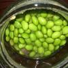 枝豆の玄米麹粉漬