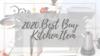 【2020年】買って良かったキッチン便利グッズ♡調理家電から日用品まで便利すぎておすすめしたい。