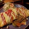 意外とどこでも食べられるオムソバ☆ ハノイの和食レストランSushi Bar