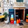 まさにヨーロッパ!な路地裏レストラン@アズール Azur Dubrovnik