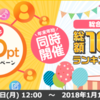ハピタス新規登録+利用で1000円分のポイントがもらえるキャンペーン開始!