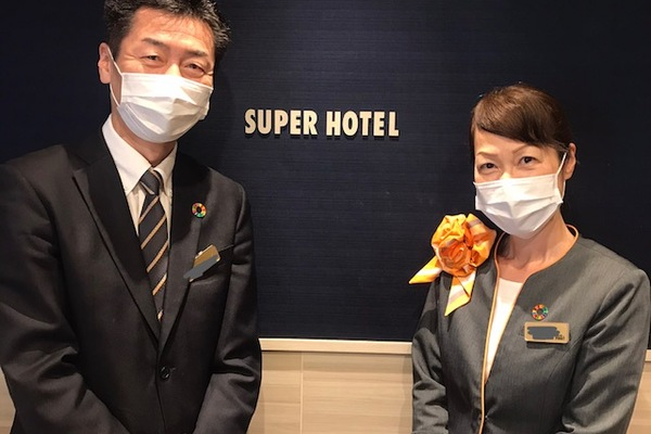 夫婦でホテル経営にチャレンジ!本社サポートも万全|支配人インタビュー