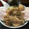 一条流がんこラーメン総本家 『ヒロポン5番 麺だけ大盛り つけダマ』