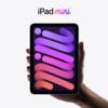 iPad mini第6世代の公式壁紙がダウンロード可能に