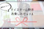【福袋】マイスター山野井お楽しみセットA【ネタバレ写真公開】