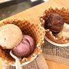 イースト・ナッシュビルでこだわりのアイスクリーム屋さん Jeni's Splendid Ice Creams のアイスクリームを食べてみた。