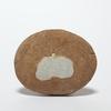 現代アート  石「鎧のカボチャ」 Contemporary Art 偶偶絵石vol.1