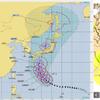 【台風情報】台風21号は2日06時現在で日本の南にあって925hPaと非常に強い勢力!台風20号・伊勢湾台風と似た進路なので要警戒!気象庁・米軍・ヨーロッパの進路予想では近畿地方を直撃!