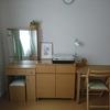 引っ越してきた家の寝室 兼 私の部屋
