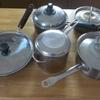 3人家族・我が家の鍋とフライパンは5+2個