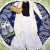 【置き画】【コーディネート】~20年7月18日のコーディネート  プチプラ プチプラコーディネート ファッション 主婦ブログ