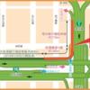 阪神高速 西船場JCT 信濃橋渡り線が開通