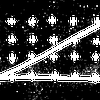 格子点をすり抜ける直線
