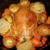 キャンプ飯 鶏の丸焼きの方が牛肉より盛り上がるかもしれない、じゃあ丸焼き作るよね。