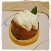 雰囲気&味は素晴らしいのに盛り付けが普通(´・c_・`)【アニヴェルセル カフェ&レストラン(表参道)】