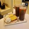 【汝矣島】レトロな喫茶店風カフェ@평화다방/平和茶房