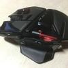 「マッドキャッツ 高性能 有線レーザーゲーミングマウス 型式:MC-RTE-BK」がフリマアプリのラクマで出品中!