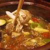 お久しぶりにアヒージョ鍋 神戸三宮のお鍋は安東へ