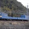 第415列車  「  配給電車、走る!  吹田へ入場するクモル145を狙う  」