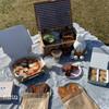 てんしばで楽しめる【青いナポリのピクニックボックス】サービス最高!