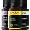 【AMEO アメオ】エッセンシャルオイルの常識を変えるアメオ. essential oils