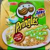スーパーカップ大盛り プリングルズ 超サワークリーム&オニオン味焼そば(エースコック)